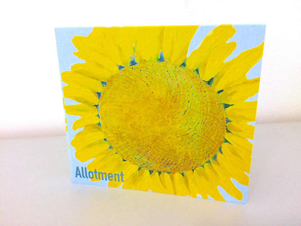 Allotment Seize The Day Album 2017 | Cambridge Folk